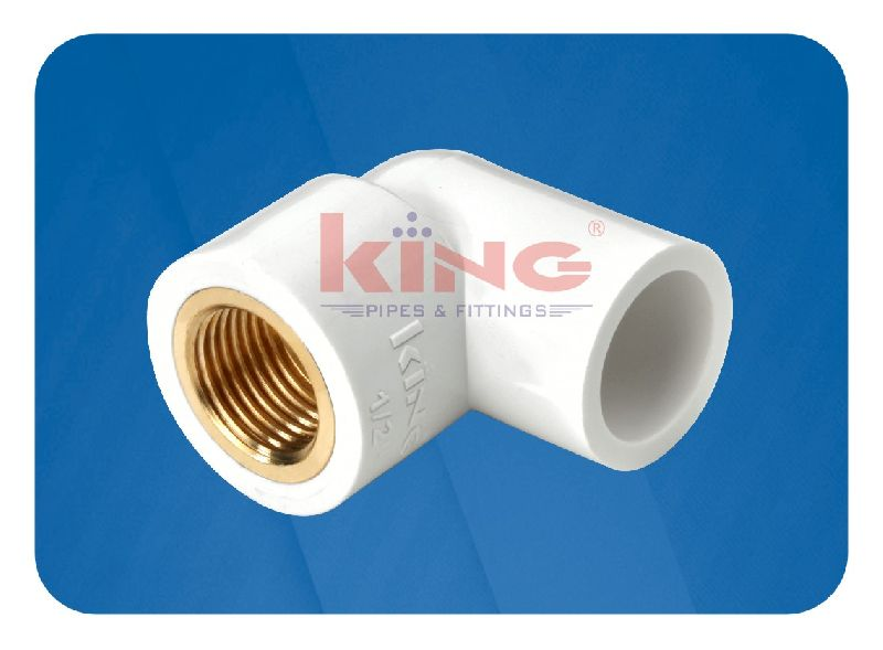 UPVC Brass Elbow