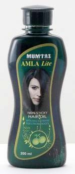 Mumtaz Amla Lite Hair Oil