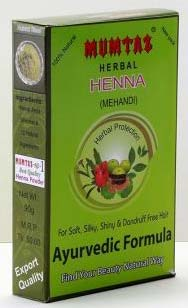 Mumtaz Henna Powder