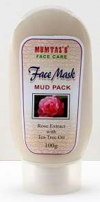 Mumtaz Herbal Face Mask