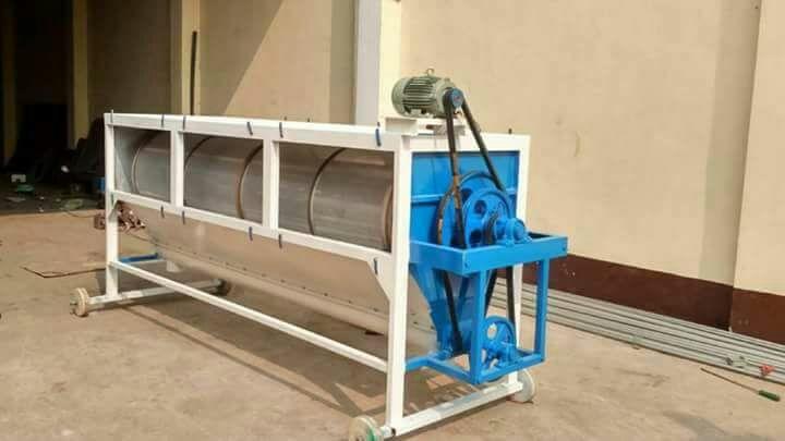 Grain Cleaning Machine 04