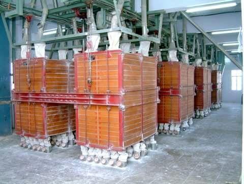 Roller Flour Mill 02