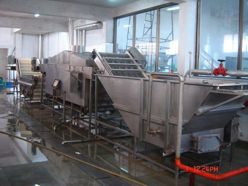 SS Seafood Cooking System