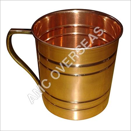 Designer Brass Mugs