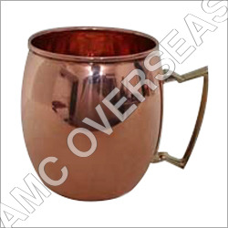 Designer Copper Mugs