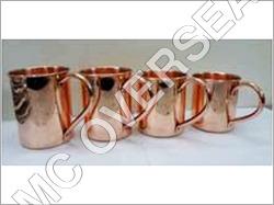 Copper Mule Mugs