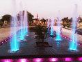 Foam Jet Fountains
