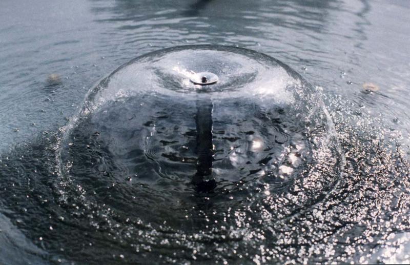 Umbrella Fountains