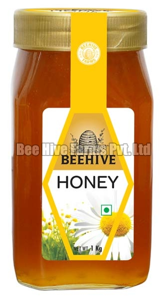 Honey in 1 KG Bottle