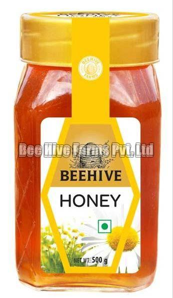 Natural Honey (500 gm)