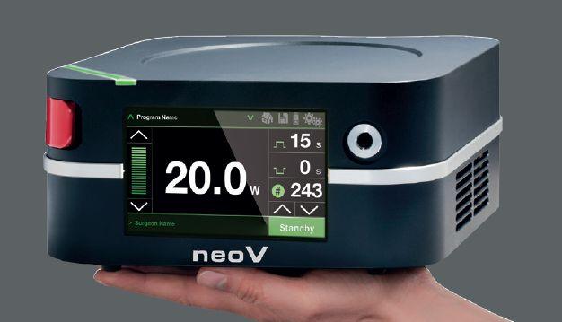 NeoV 1470nm Endovascular Laser System