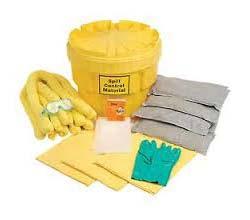 Spill Control Kit 02