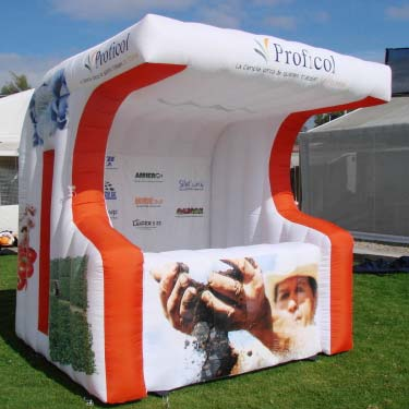 Inflatable Stand