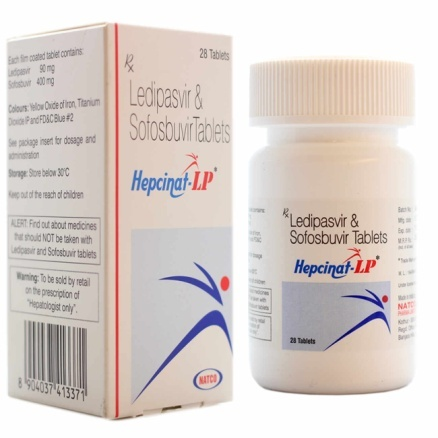 Hepcinat LP Tablets
