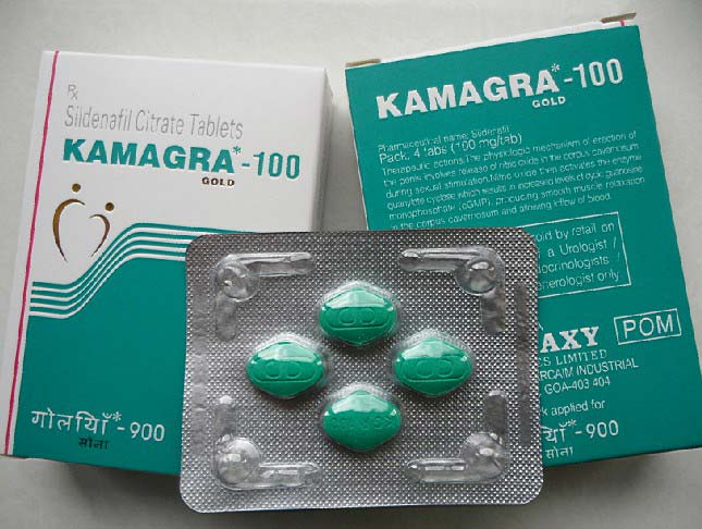 Kamagra-100mg Tablets