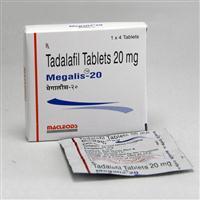 Megalis-20 Tablets