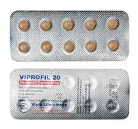Viprofil 20 Tablets