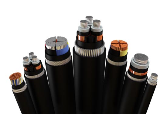 Aluminum Power Cables