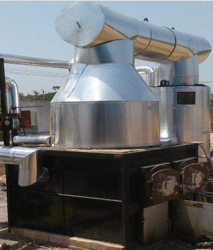 Solid Fuel Fired Thermic Fluid Heater