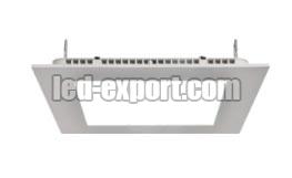 Square Panel Downlights (GE-08021-20W-240)