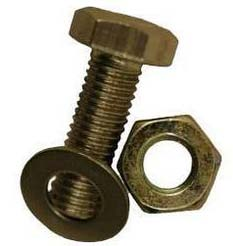 Mild Steel Nut and Bolt