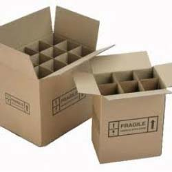 Corrugated Wine Boxes