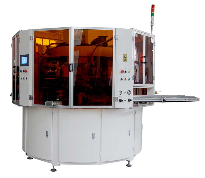 (S3M)  Automatic  jars screen printer machian