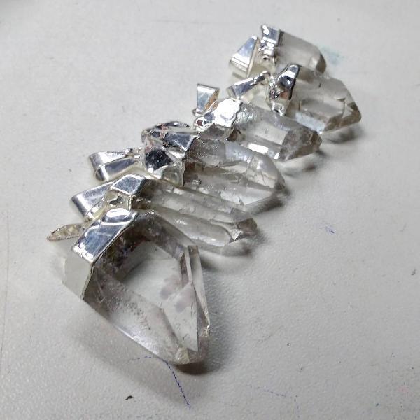 Semi Precious Stone Pendant 04
