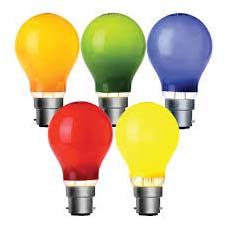 GLS Colourful Bulbs