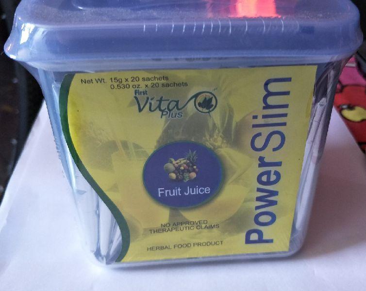 Power Slim Fruit Juice 03