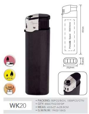 WK20 Magic Lighter