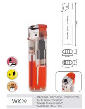 WK29 Magic Lighter