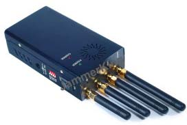 4 Band Mobile Phone Jammer