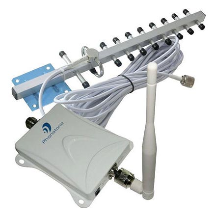Mobile Signal Booster Maintenance Services