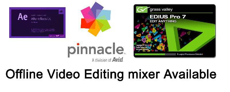 Offline Video Mixer
