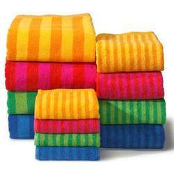 Cotton Terry Hotel Towels