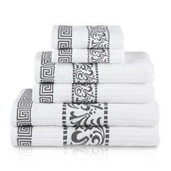 Greek Border Hand Towels
