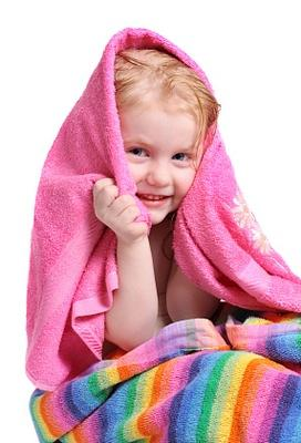Kids Bath Towels
