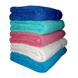 Cotton Soft Bath Towels