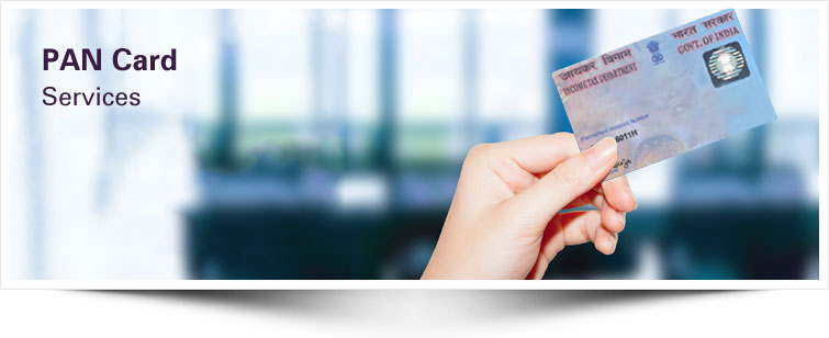 Pan Card Agent Services