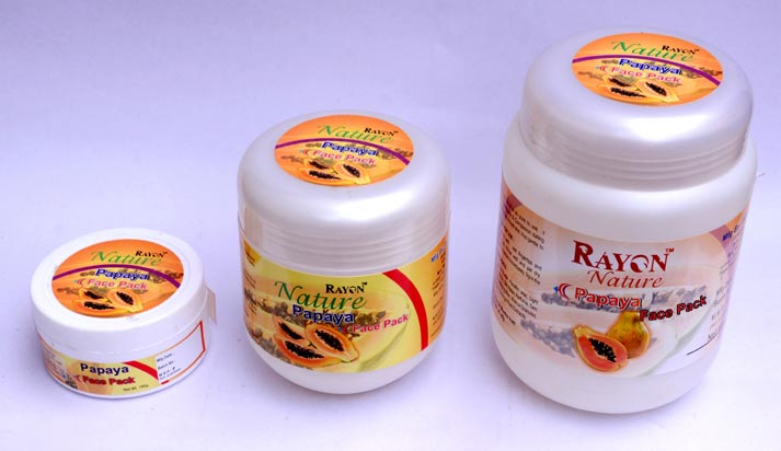 Rayon Face Pack