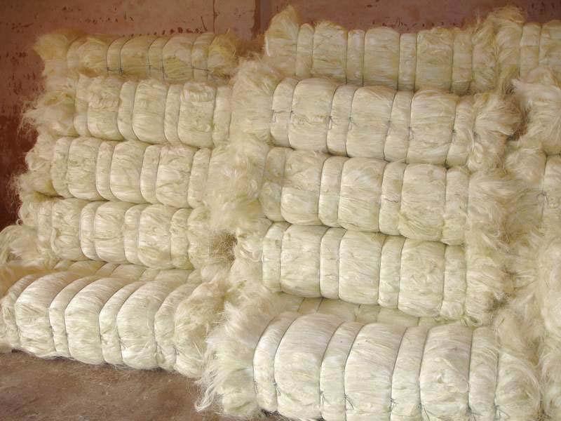 Sisal Fiber Yarn