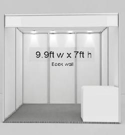 2 x 3 Mtr Octonorm Stall