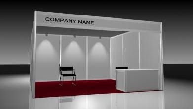 Octonorm Exhibition Stall