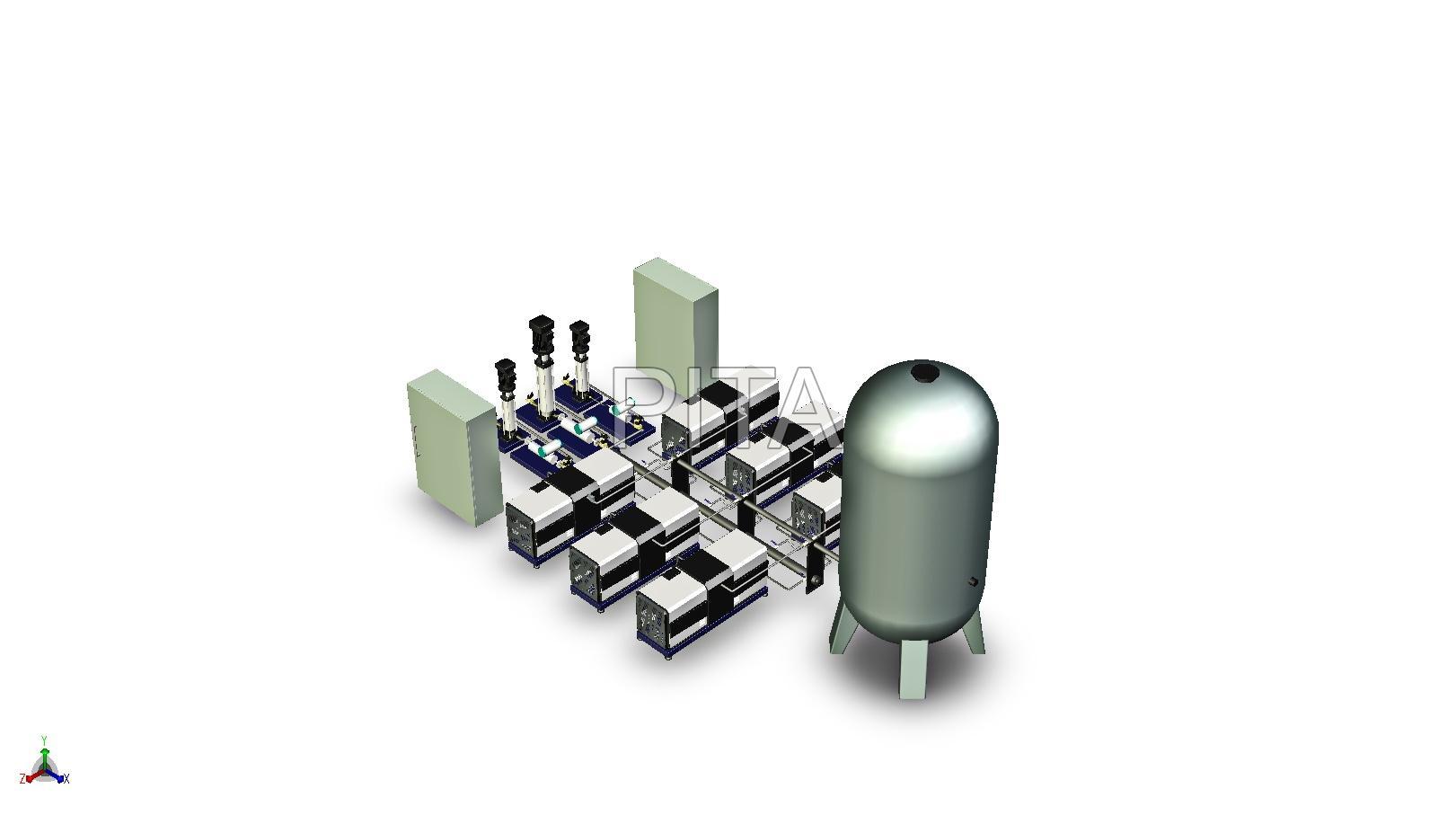 Biodiesel Generator Plant