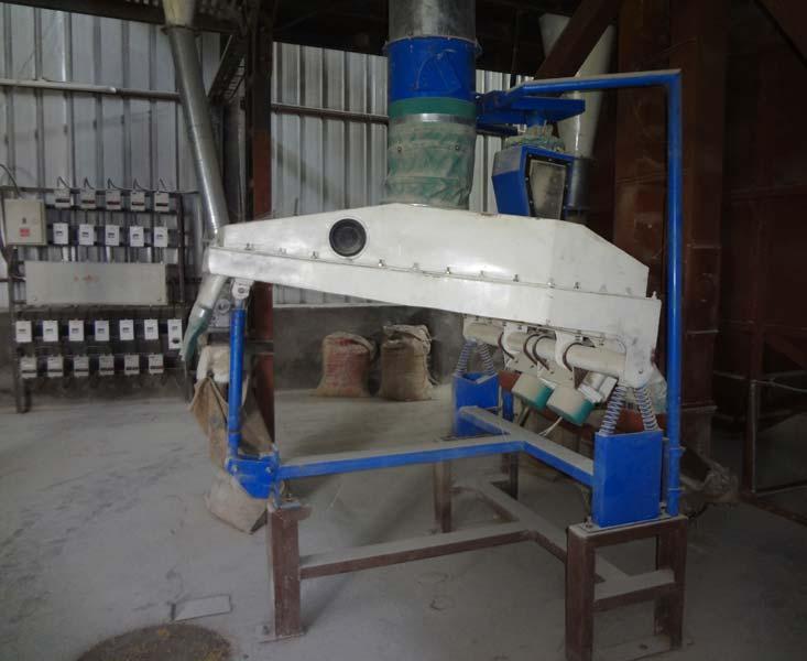Destoner Machine 03