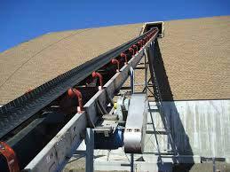 Conveyor Belt With Rollers