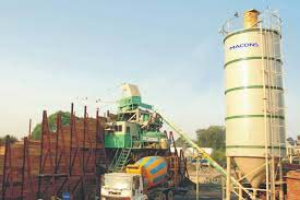 Macons Batching Plant Spare Parts