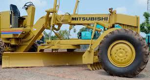 Mitsubishi Motor Grader Spare Parts