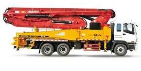 Sany Boom Pump Spare Parts
